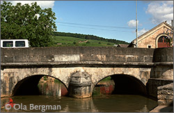 The Beaune-Dijon crossing La Lauve in Ladoix-Serrigny