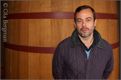 Jean-Michel Chartron, Domaine Jean Chartron in Puligny-Montrachet.