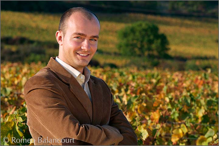Erwan Faiveley, Domaine Faiveley.